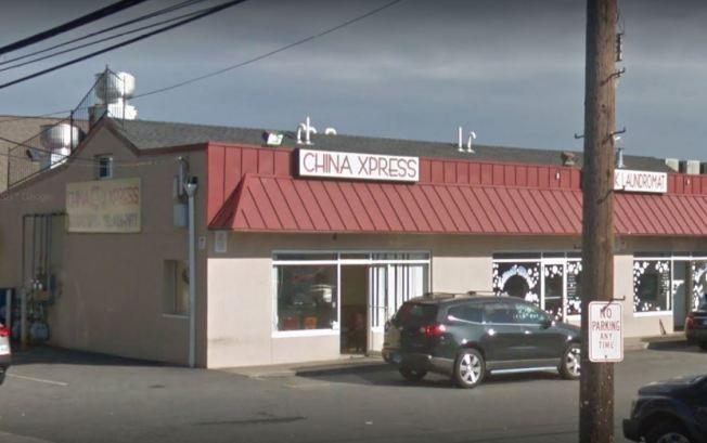 「China Xpress」中餐廳業者表示,要使用法律手段尋求公正。(谷歌街景截圖)