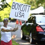 被川普惹火 加拿大民眾發起抵制美國貨運動