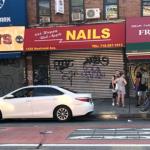 布碌崙華人美甲店 遭2非裔女鬧事