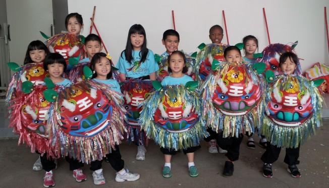 中華文化服務中心中文學校。