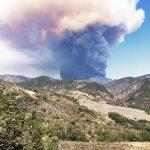 Holy Fire燒毀四千畝 居民強制疏散
