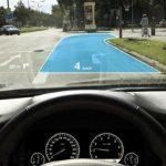 擋風玻璃加入AR 導航更聰明