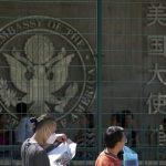 去年70萬人 持美國簽證逾期居留
