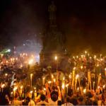 維州暴動周年 右翼、反右翼8.12華府對壘