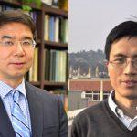 洛加大兩華裔教授獲185萬元資助