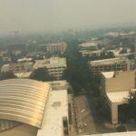 加州野火釀空污 國家氣象局:微粒霧霾遠飄紐約