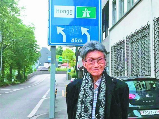 傅達仁對生死看得很開。(取材自臉書)