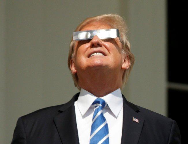 美國總統川普成立太空軍,以免在太空輸給中國和俄羅斯。路透