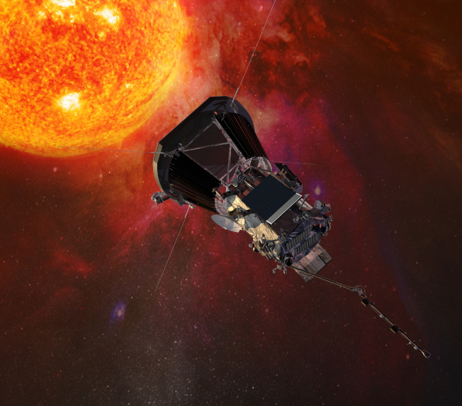 美國國家航空暨太空總署(NASA)今天倒數計時,準備發射造價15億美元的帕克太陽探測器。圖取自NASA