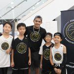 青少年籃球夏令營   NBA球星分享團隊精神