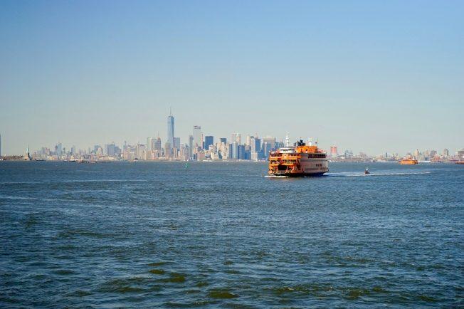 大蘋果小旅行 | 到紐約市「拜碼頭」