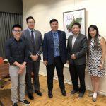 台灣會館:總統來訪是喜事 非要這麼激烈嗎?