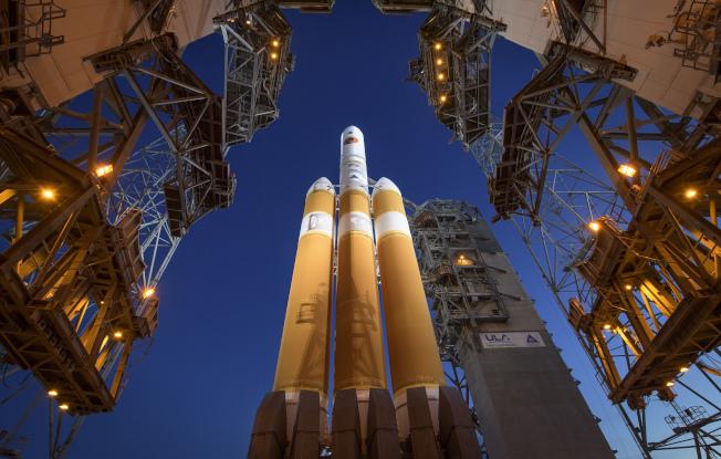 太陽探測器帕克號12日順利升空,為太陽研究寫下新的歷史。美聯社