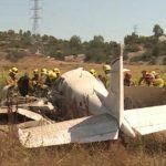 小飛機墜毀雪爾瑪 駕駛喪生