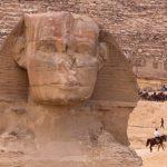 埃及修路 挖到第2座獅身人面
