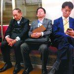 日本看看/55歲高牆 日上班族唏噓