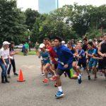 呂令子基金會5K路跑 逾百人參與