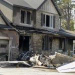 家暴男出獄第一件事:駕機轟自宅  人亡屋毀妻倖存