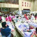 台北醫院惡火奪命 關鍵…濃煙沒關門