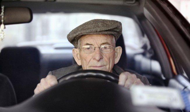 停止開車?八成老人不想談