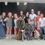 夏樂兒童劇團 代表美國赴北京演出