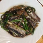 料理功夫/辣味紅燒罐頭沙丁魚