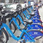 波士頓 再增19藍色單車停放站