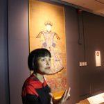 策展靈感 來自孝賢純皇后一幅畫