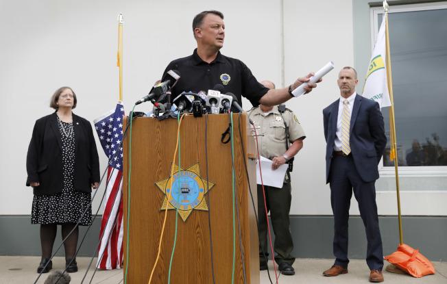 警方宣布失踨女生莫莉.提比茲已經遇害。(美聯社)