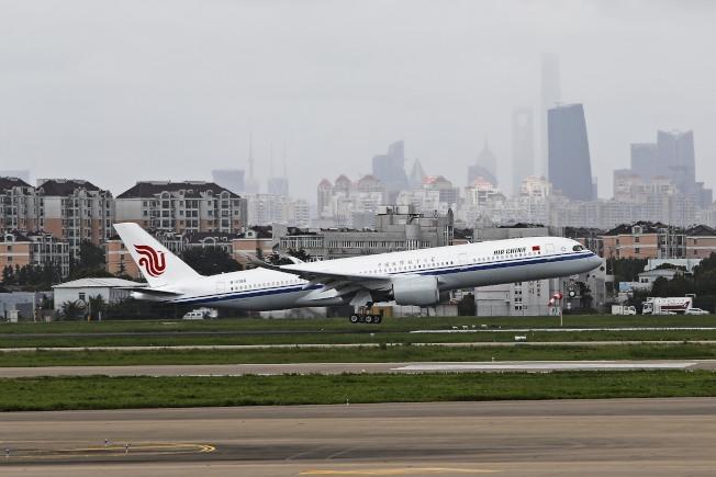 中國國際航空公司。(中新社資料照片)