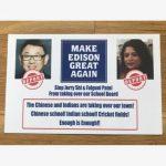 選舉傳單爆歧視亞裔 新州總檢察長辦公室介入調查