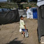 希臘難民營環境惡劣 不堪身心苦難的10歲兒童自殺未遂