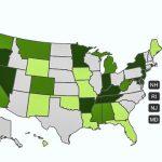 1張圖 看免學費計畫 12州已啟動