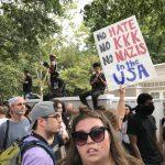 反右翼遊行 控川普製造種族對立