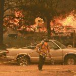 加州史上最大野火 18處燒不停