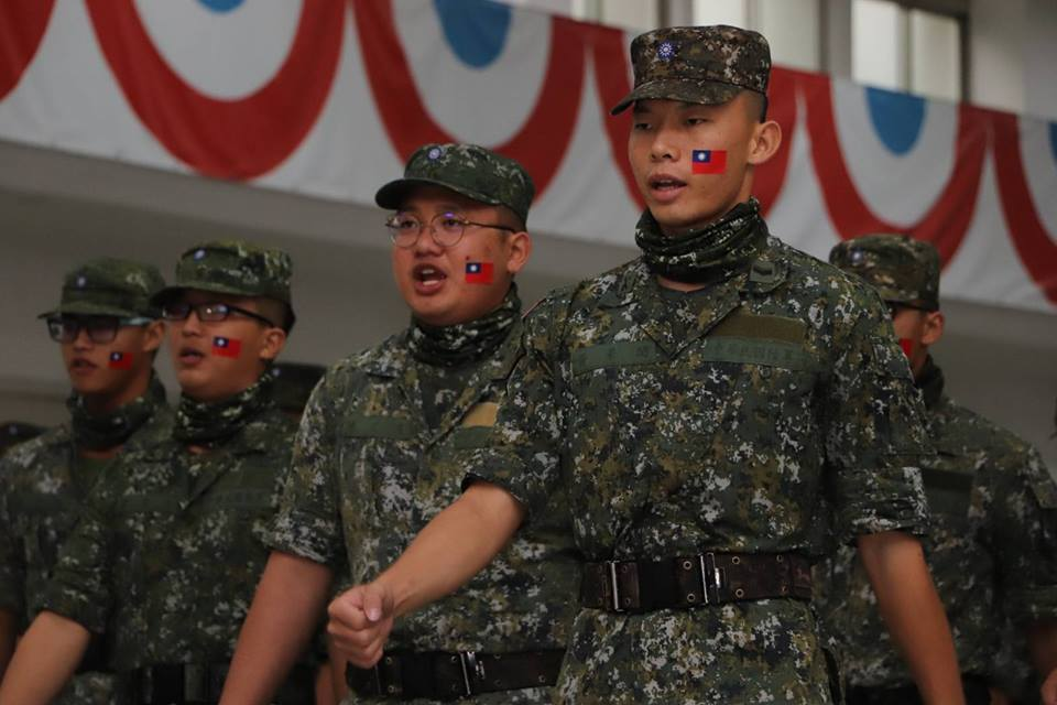 圖截自/中華民國陸軍司令部臉書粉絲頁
