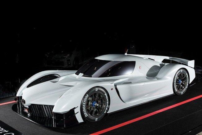 全新旗艦超跑的價格可能超過100萬澳幣,達到hypercar頂級超跑的水準。(Toyota)