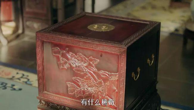 《延禧攻略》中,魏瓔珞發明了一個冰鑑。(取材自微博)