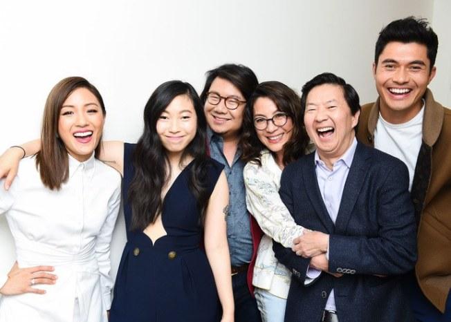 「瘋狂亞洲富豪」開了好頭,更多亞裔陣容電影即將有機會登上大銀幕。(華納圖片)