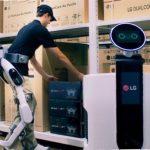 LG推出AI穿戴機器人 有一雙智慧腳