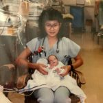 華裔護士、早產兒 28年後…史丹福醫院重逢