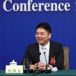 執行長劉強東疑出事 京東在美國股價恐續跌