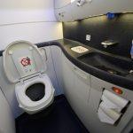 你發現了嗎?飛機廁所越來越小 有些已縮20%