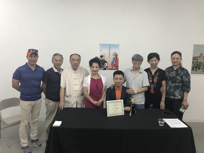 由美華藝術協會主持主辦的「2018年亞洲傑出藝人獎」頒獎典禮及演出,9月9日於紐約法拉盛市政廳劇場登場。(記者和釗宇/攝影)