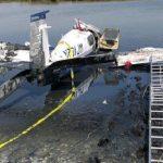 義務送醫小飛機墜毀巴洛阿圖  1死2傷