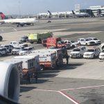 阿聯酋航空飛紐約航班 多名旅客不適隔離中