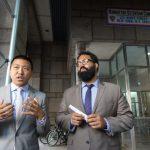 新監獄建造團隊  赴華埠溝通爭取理解