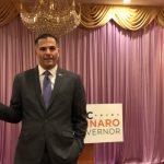 共和黨州長候選人 莫利那羅訪法拉盛 反對廢除SHSAT