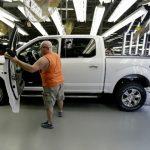 福特召回160萬輛F-150小貨車