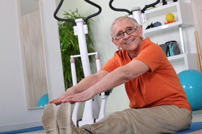 最新研究顯示,只要運動,都可避免腦部老化。 (ingimage)